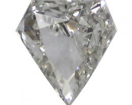 RARE - 0.19 ct Diamond Shape Diamond  I / SI1