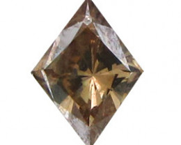 RARE - 0.35 ct Fancy Brown Diamond   SI2