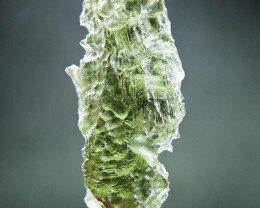 Shiny Rough Moldavite quality A+