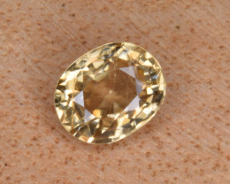 Natural  Zircon 1.07 Cts Top Luster Gemstone