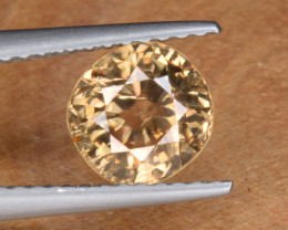 Natural  Zircon 2.07 Cts Top Luster Gemstone