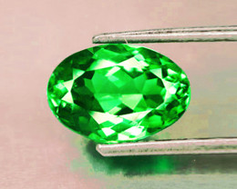 GIA Certified 1.64 ct Gorgeous Colombian Emerald Absolute High-End!