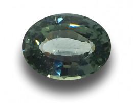 2.13 Carats |Natural Green Sapphire