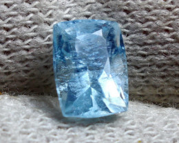 2.40 CT Natural  Unheated Blue Topaz Gemstone