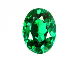 2.41 ct GIA Certified Zambian Emerald Exceptional High-End Stone!