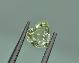 0.99 Crt Natural Chrysoberyl Faceted Gemstone.( AG 31)