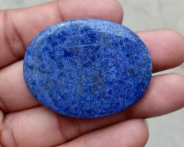 HUGE LAPIS LAZULI CABOCHON Natural+Untreated VA4242