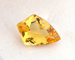2.36 Carat Fancy Kite Shaped Heliodor Beryl