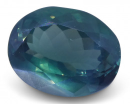 1.12 ct Oval Alexandrite GIA Certified