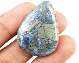 Genuine 55.00 Cts Pyrite Cab