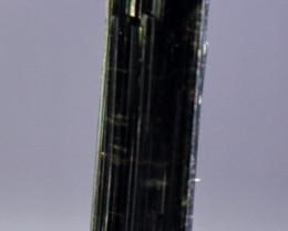4.90 Cts Beautiful, Superb  Green CapTourmaline Crystal
