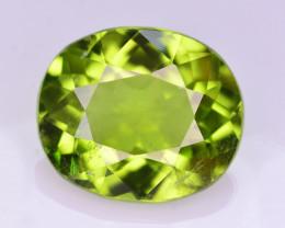 Top Color 5.25 Ct Natural Himalayan Peridot