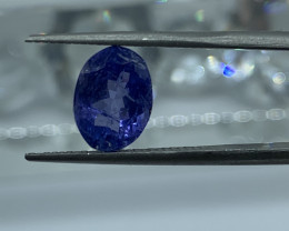 Tanzanite Loose Gemstone  - 3.51 carats - Gemme - Shape Pear   - Ideal for