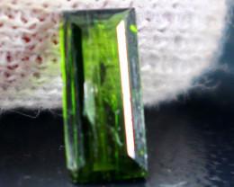1.05 Cts Beautiful, Superb  Green Tourmaline Gemstone