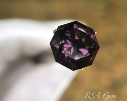 Purple Spinel - 9.09 carats