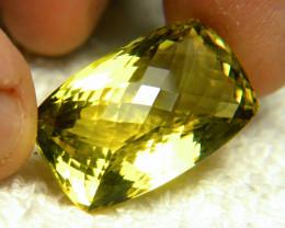 54.15 Carat Vibrant VVS Lemon Quartz - Superb