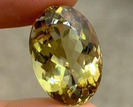 *NR* 17.08 ct Heliodor - Golden Yellow Beryl - Brazil