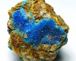 Natural blue color lovely Azurite specimen 105 Cts -Pakistan
