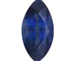 1.10 ct Royal Blue Marquise Blue Sapphire