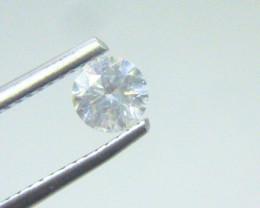0.45ct  F - SI2 Diamond , 100% Natural Untreated
