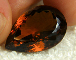 26.55 Carat VVS  Madeira Citrine - Beautiful