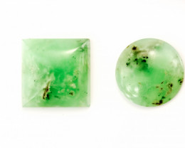 Green Chrysoprase 12.13 ct Szklary GPC Lab