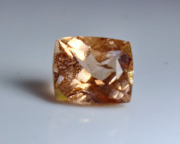 4.10 CT Natural - Unheated Brown Topaz Crystal Rough
