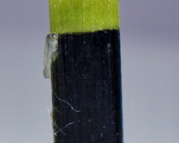 5.40 Cts Beautiful, Superb  Green CapTourmaline Crystal