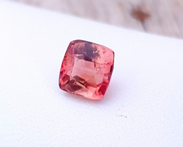 1.45 Ct Natural Pink Transparent Rubellite Tourmaline Gemstone For Rings