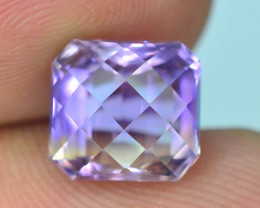 Top Grade 4.35 ct Bi Color Bolivian Ametrine