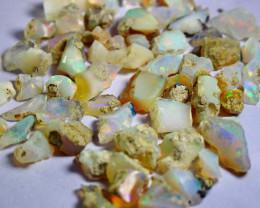 87 cts Beautiful, Superb Stunning  Opal Rough Lot