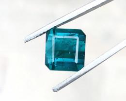 4.80 Ct Natural Blueish Transparent Tourmaline Gemstone