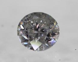 IGL Certified Natural Diamond - 0.56 ct