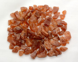 500 Ct Orange Rough Garnet From Afghanistan