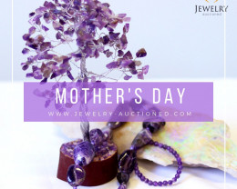 Mothers Day Special Amethyst promotion parcel   AM 715