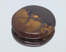13.69 Carat Koroit Nut Crystal Core Matrix Opal Exotic Cabochon !