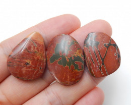 Summer Stone ,Natural Multi Color Jasper Cabochons,Hot Sale C194