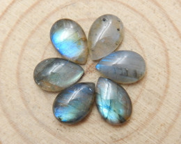 Labradorite Oval Cabochons ,Healing Stone ,Summer Gemstone C204