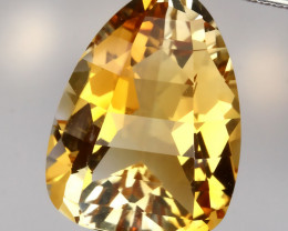 9.40ct Fancy Cut Citrine VVS gem - Stunning cut for setting - Top Quality
