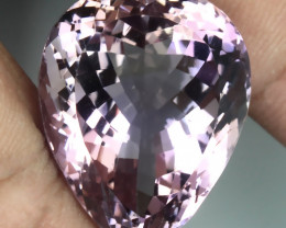 ⭐30.70ct Sparkling Pink Mauve Ametrine Amethyst -