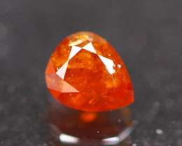 0.43Ct Red Orange Fancy Natural Diamond A2101