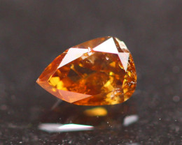 0.32Ct Whisky Diamond Fancy Natural Diamond A2109