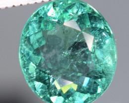 2.75 Carats Blue Color  Tourmaline Gemstones