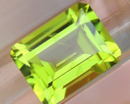 9x7mm Peridot Calibrated Untreated