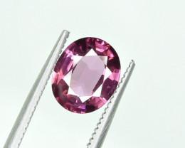 2.02 Crt Natural Rhodolite Garnet Faceted Gemstone.( AG 32)