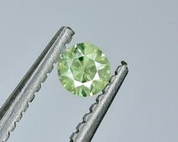 0.14 Crt Natural Demantiod Faceted Gemstone.( AG 32)