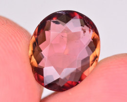Brilliant Color 2.15 Ct Natural Purplish Pink Tourmaline
