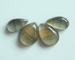 Fluorite Oval Cabochon,Beautiful Fluorite Fashion Jewelry Accessory C223