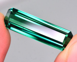 Extra Brilliant 14.05 Ct Natural Indicolite Tourmaline