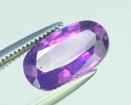 Top Grade 2.20 ct Rarest Pink Corundum Sapphire~Kashmir
